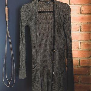 American Eagle Cardigan Sweater.
